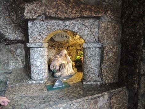 A cidade de Guimaraes é conhecida como o berço de Portugal - Santuário da Penha