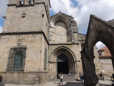 A cidade de Guimaraes é conhecida como o berço de Portugal-Centro Histórico