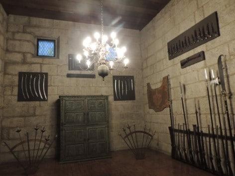 A cidade de Guimaraes é conhecida como o berço de Portugal - Paço dos Duques de Bragança