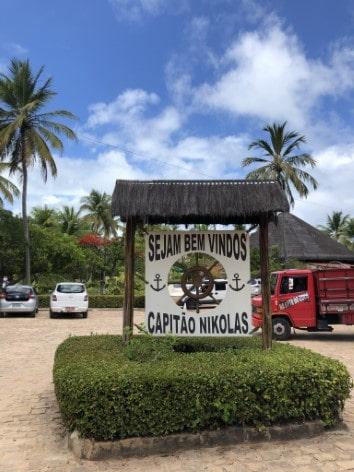 Praia do Carro Quebrado: conheça esse paraíso de Alagoas - Acesso através do Capitão Nicholas Beach Club