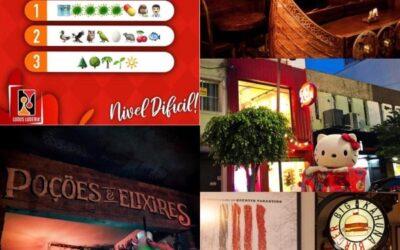 5 restaurantes temáticos para conhecer em São Paulo