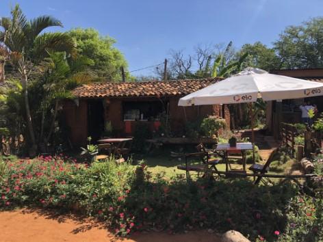 Fazenda Pratinha ou simplesmente a Pratinha, é um oásis no sertão da Chapada Diamantina